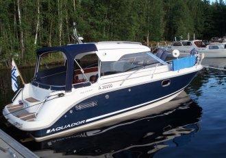 Aquador 23 HT, Motorjacht Aquador 23 HT te koop bij White Whale Yachtbrokers