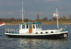 Amsterdammer Sleepboot 14m, Motorjacht  for sale by White Whale Yachtbrokers