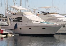 Doqueve Majestic 420, Motorjacht  for sale by White Whale Yachtbrokers