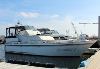 Valkkruiser 1160 GSAK, Motorjacht Valkkruiser 1160 GSAK te koop bij White Whale Yachtbrokers