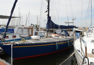 Aluminium Koopmans 36, Zeiljacht Aluminium Koopmans 36 te koop bij White Whale Yachtbrokers