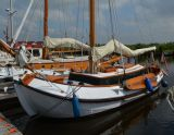 Lemsteraak Kuperus, Flad og rund bund  Lemsteraak Kuperus til salg af  White Whale Yachtbrokers