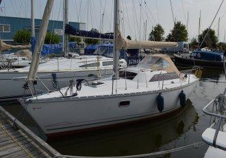 Jeanneau Sunway 27 (midzwaard), Zeiljacht Jeanneau Sunway 27 (midzwaard) te koop bij White Whale Yachtbrokers