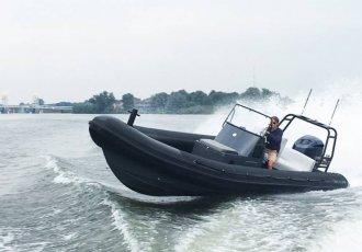 Tornado 8.50 Built By Wajer, RIB en opblaasboot Tornado 8.50 Built By Wajer te koop bij White Whale Yachtbrokers