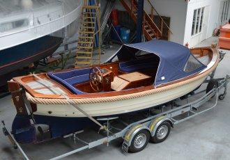 Westerengh Spiegelsloep Golden Horn, Sloep Westerengh Spiegelsloep Golden Horn te koop bij White Whale Yachtbrokers