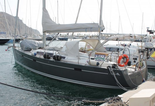 Hanse 470 E, Zeiljacht  for sale by White Whale Yachtbrokers - Almeria