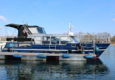 Woodfield Bakdekkruiser, Motorjacht  for sale by White Whale Yachtbrokers