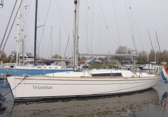 Wauquiez Centurion 40S, Zeiljacht Wauquiez Centurion 40S te koop bij White Whale Yachtbrokers