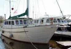 Bronsveen Zeilkotter Motorsailer 1600, Motorsailor  for sale by White Whale Yachtbrokers