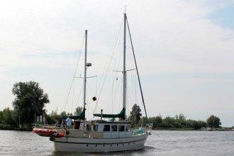 Bronsveen Zeilkotter Motorsailer 1600, Motorsegler Bronsveen Zeilkotter Motorsailer 1600 zum Verkauf bei White Whale Yachtbrokers - Sneek