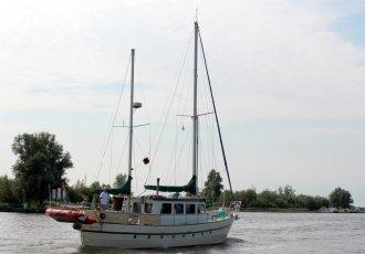 Bronsveen Zeilkotter Motorsailer 1600, Motorzeiler Bronsveen Zeilkotter Motorsailer 1600 te koop bij White Whale Yachtbrokers - Sneek