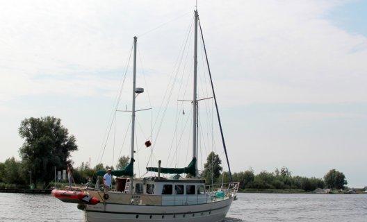 Bronsveen Zeilkotter Motorsailer 1600, Motorsailor for sale by White Whale Yachtbrokers - Sneek
