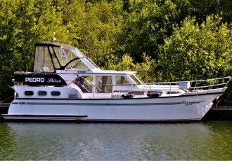 Pedro Skiron 35, Motorjacht Pedro Skiron 35 te koop bij White Whale Yachtbrokers