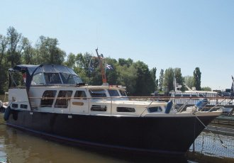 Gillissen Motorkruiser, Motorjacht Gillissen Motorkruiser te koop bij White Whale Yachtbrokers