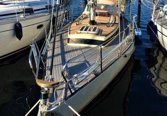 One Off 10.5 Walter Schulz, Segelyacht One Off 10.5 Walter Schulz zum Verkauf bei White Whale Yachtbrokers - Belgium