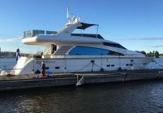 Elegance 68 Flybridge, Motorjacht  for sale by White Whale Yachtbrokers