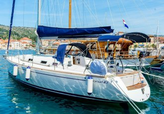 Salona 40, Zeiljacht Salona 40 te koop bij White Whale Yachtbrokers - Croatia