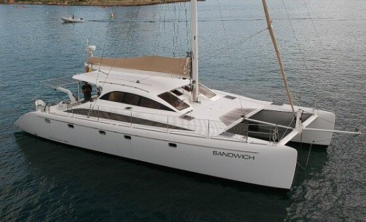 Grainger 485, Multihull sailing boat for sale by White Whale Yachtbrokers - Willemstad