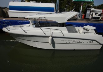 Finnmaster Pilot 7.0, Motorjacht Finnmaster Pilot 7.0 te koop bij White Whale Yachtbrokers