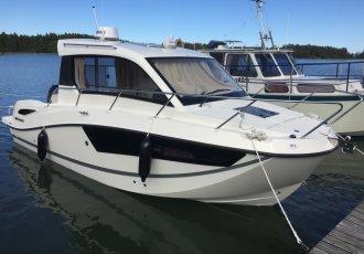 Quicksilver 755 Weekend, Motorjacht Quicksilver 755 Weekend te koop bij White Whale Yachtbrokers