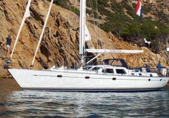 Oyster 53 HP, Zeiljacht Oyster 53 HP te koop bij White Whale Yachtbrokers
