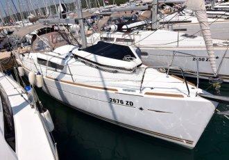 Jeanneau Sun Odyssey 33i, Zeiljacht Jeanneau Sun Odyssey 33i te koop bij White Whale Yachtbrokers