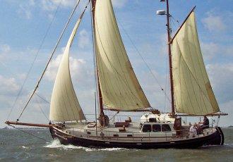 Colin Archer 12.60 Loodsjol, Zeiljacht Colin Archer 12.60 Loodsjol te koop bij White Whale Yachtbrokers - Enkhuizen