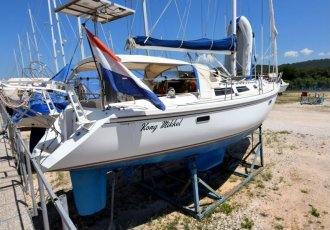 Catalina 42, Zeiljacht Catalina 42 te koop bij White Whale Yachtbrokers - Croatia