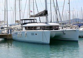 Lagoon 450S, Multihull zeilboot Lagoon 450S te koop bij White Whale Yachtbrokers - Croatia