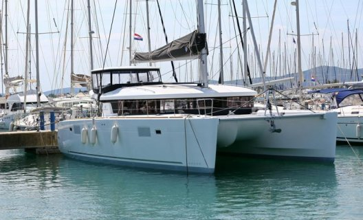 Lagoon 450S, Multihull sailing boat for sale by White Whale Yachtbrokers - Croatia