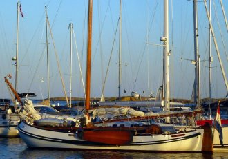 Hoek Design Lemsteraak 14.30, Flat and round bottom Hoek Design Lemsteraak 14.30 for sale at White Whale Yachtbrokers