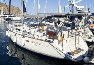 Beneteau Oceanis Clipper 423, Zeiljacht Beneteau Oceanis Clipper 423 te koop bij White Whale Yachtbrokers