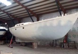 Koopmans 38 (Casco), Zeiljacht Koopmans 38 (Casco) te koop bij White Whale Yachtbrokers - Sneek