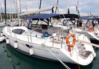 Jeanneau Sun Odyssey 50 DS, Zeiljacht Jeanneau Sun Odyssey 50 DS te koop bij White Whale Yachtbrokers - Croatia