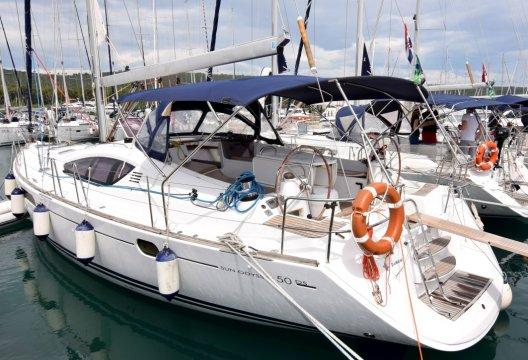 Jeanneau Sun Odyssey 50 DS, Zeiljacht  for sale by White Whale Yachtbrokers - Croatia