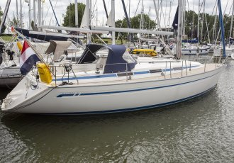 Bavaria 37, Zeiljacht Bavaria 37 te koop bij White Whale Yachtbrokers