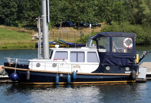 Linssen - Sint Jozef Vlet 800 AK, Motorjacht  for sale by White Whale Yachtbrokers - Limburg