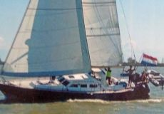 Carena 47 Center Board, Zeiljacht  for sale by White Whale Yachtbrokers