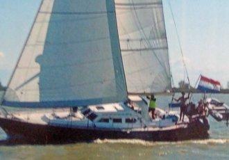 Carena 47 Center Board, Zeiljacht Carena 47 Center Board te koop bij White Whale Yachtbrokers - Enkhuizen