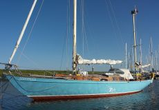 Van De Stadt 40 Tulla 2, Segelyacht  for sale by White Whale Yachtbrokers