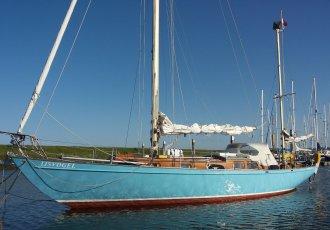 Van De Stadt 40 Tulla 2, Zeiljacht Van De Stadt 40 Tulla 2 te koop bij White Whale Yachtbrokers - Enkhuizen