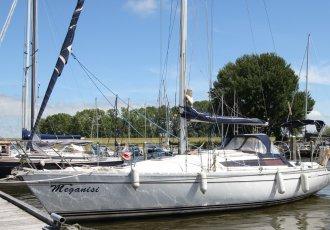 Jeanneau Sunrise 34, Zeiljacht Jeanneau Sunrise 34 te koop bij White Whale Yachtbrokers - Sneek