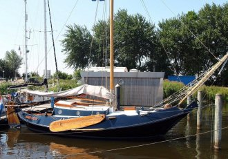 Schokker Vreedenburgh 9.84, Sailing Yacht Schokker Vreedenburgh 9.84 for sale at White Whale Yachtbrokers - Willemstad