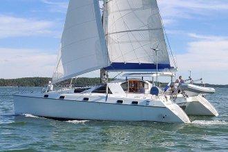 ALLIAURA MARINE Privilege 48, Mehrrumpf Segelboot ALLIAURA MARINE Privilege 48 zum Verkauf bei White Whale Yachtbrokers - Willemstad