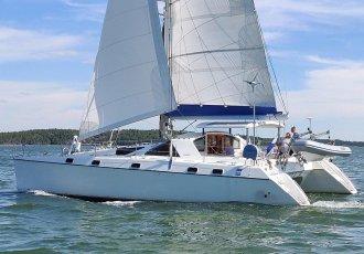ALLIAURA MARINE Privilege 48, Multihull zeilboot ALLIAURA MARINE Privilege 48 te koop bij White Whale Yachtbrokers - Willemstad