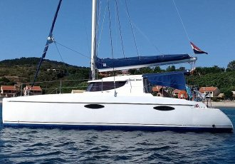 Fountaine Pajot Mahe 36, Multihull zeilboot Fountaine Pajot Mahe 36 te koop bij White Whale Yachtbrokers