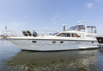 Atlantic 444, Motorjacht Atlantic 444 te koop bij White Whale Yachtbrokers - Enkhuizen