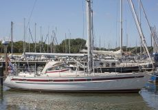 Najad 391, Zeiljacht  for sale by White Whale Yachtbrokers