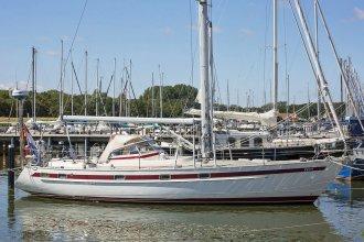Najad 391, Segelyacht Najad 391 zum Verkauf bei White Whale Yachtbrokers - Enkhuizen