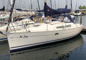 Jeanneau Sun Odyssey 32i, Zeiljacht Jeanneau Sun Odyssey 32i te koop bij White Whale Yachtbrokers